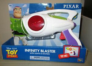 Disney Pixar Toy Story Buzz Lightyear Infinity Blaster NEW IN BOX!!