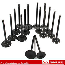 For Mitsubishi Lancer 2.0L Mirage 1.8L 4G94 4G93 SOHC Intake & Exhaust Valve Kit