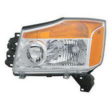 Replacement Headlight Assembly for 08-14 Nissan Titan (Driver Side) NI2502168V