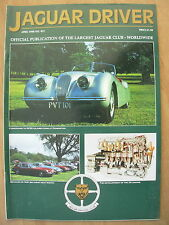 JAGUAR DRIVER MAGAZINE No 453 APRIL 1998 XK ENGINE DEVELOPMENT