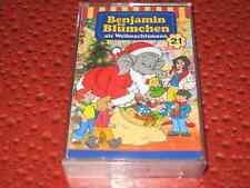 Benjamin Blümchen 21 als Weihnachtsmann