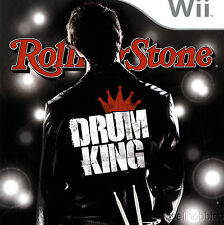 ROLLING STONE: DRUM KING Nintendo Wii Game