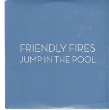 (CE319) Friendly Fires, Jump In The Pool - 2009 DJ CD