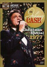 NEW Johnny Cash Christmas 1977 (DVD)