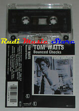 MC TOM WAITS Bounced checks 1981 germany ASYLUM 7559-60878-4 cd lp dvd vhs