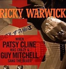 Ricky Warwick-when Patsy Cline Was Crazy(and Guy Mitchell Sang T 2 Vinyl LP