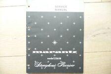 Service Manual For Marantz 2265 B, Original