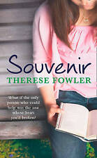 Souvenir - Therese Fowler Paperback book