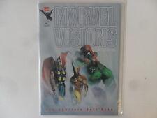 Marvel-PORTFOLIO MAGAZINE-Marvel Visions-Bande dessinée Action 2000-état: 1 -