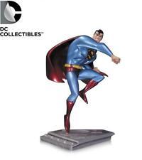 DC Comics Superman Man of Steel Animated Statue