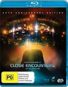 Close Encounters Of The Third Kind - 40th Anniversary Edition Blu-ray