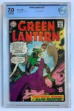 GREEN LANTERN #57, DC Comics, CBCS 7.0 not CGC