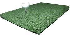 """12"""" x 24"""" A Golf Chipping Driving Range Practice Hitting Mat Holds A Wooden Tee"""