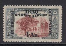 IRAQ SGO24 1920 4a on 1¾pa - mounted mint