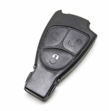 FITS Mercedes Benz C E ML S CLK Class 3 BUTTON REMOTE KEY FOB CASE REPLACEMENT