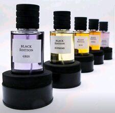 3 Parfum Collection Privé bois N1 d'argent ou gris,ambre,colle, fève ,oud,rose