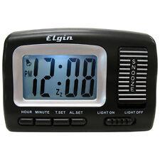 Digital Travel Alarm Clocks