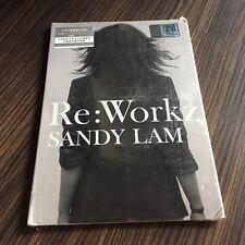 林憶蓮 林忆莲 sandy lam RE:WORKZ 新马版 东亚版 全新 CD+DVD