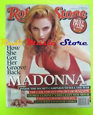 ROLLING STONE USA MAGAZINE 988/2005 Madonna Pharrell Williams Peter Traver No cd