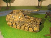 WESPE Sd.Kfz. 124 - Maquette 1/76 1/72 Model  Peint Painted WWII WW2 - Matchbox