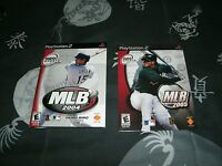 MLB 2004 And 2005 Demo Disc Sony Playstation 2, 2005 Brand New Factory Sealed