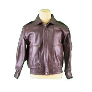 Aquascutum Coats Jackets Brown Mens Authentic Used H533