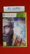 LOST PLANET 3 XBOX 360 NEUF SOUS BLISTER VERSION FRANCAISE
