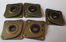N°043 ----- Lot de 5 amortisseurs d'occasion pour moteur NEMA 17