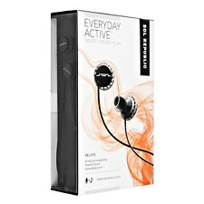 Sol Republic 1132-31 Relays In-Ear Headphones - Black