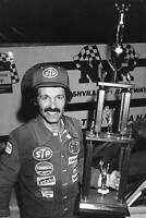 MOTOR RACING OLD PHOTO Richard Petty - NASCAR Nashville VL 1980