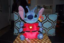 Disney Store Stitch in Spacesuit Plush Lilo & Stitch Medium 16' Nwt Cute Nwt