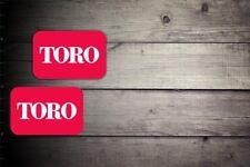 toro TORO decal sticker
