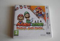 MARIO & LUIGI PAPER JAM BROS NINTENDO 3DS