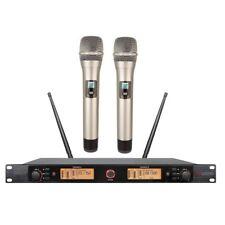 professional uhf wireless microphone handheld 200 channels karaoke microfone