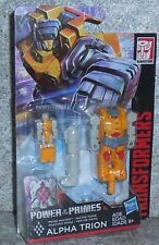Transformers Power Of The Primes ALPHA TRION Mosc New Masters Potp