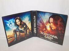 Custom Made Wynonna Earp Trading Card Album Binder