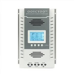 30A 40A 60A 80A 100A MPPT Solar Charge Controller Regulator 12/24V Auto PV AU