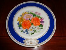 Royal Doulton Collectors Plate ROYAL WEDDING BOUQUET ANDREW AND SARAH 1986 Boxed