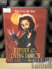 Return Of The Living Dead 3 [dir. Brian Yuzna; Kent McCord] (1993) Horror [DEd]