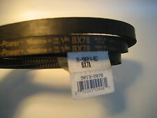 BX78 GATES V BELT 21/32 x 81