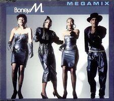 Boney M. Megamix (Ext./Edited, 1988, plus 'Rasputin') [Maxi-CD]