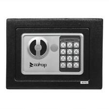 "9"" Electronic Digital Combination Home Security Office Safe Box Cash Gun Jewelry"
