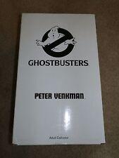 New Mattel Ghostbusters Exclusive 12 Inch 1/6 Action Figure Peter Venkman Matty