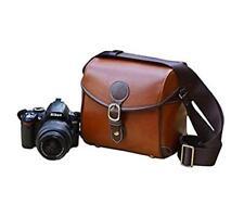 Vintage Retro Look, small padded Camera Bag, Case, Canon Nikon Sony DSLR Digital