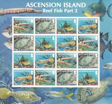 Nature Single Ascension Island Stamps
