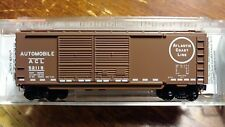 MTL Micro Trains 02300320 ACL ATLANTIC COAST LINE 40' Boxcar #52119
