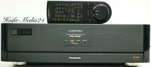 Panasonic NV-V8000 HighEnd S-VHS / S-VHS-C Videorecorder Recorder +FB / DEFEKT!