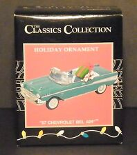 """The Classics Collection Holiday Ornament """"57 Chevrolet Bel Air""""  ©1996 Enesco"""
