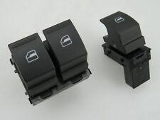 ORIGINAL Interrupteur de Lève-Vitre Noir Kit VW Scirocco 13