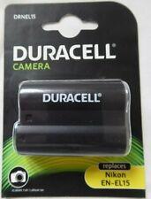 Nikon EN-EL15 compatible battery from Duracell DRNEL15